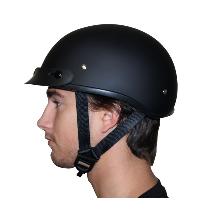 International Biker Mall  - D.O.T. DAYTONA SKULL CAP Helmet- HI-GLOSS BLACK, $49.95 (http://www.internationalbikermall.com/d-o-t-daytona-skull-cap-helmet-hi-gloss-black/)