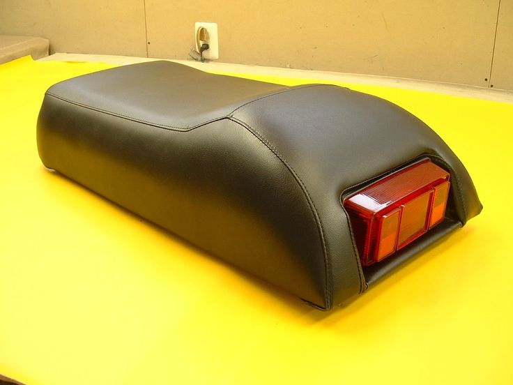 Snowmobile Parts 23834: 78-80 Yamaha Black Srx Snowmobile Seat Cover! -> BUY IT NOW ONLY: $79.99 on eBay!
