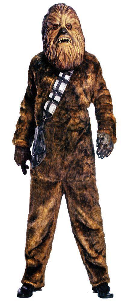 Costumes! Star Wars Deluxe Unisex Chewbacca WannaBe Costume  #RU #Costume