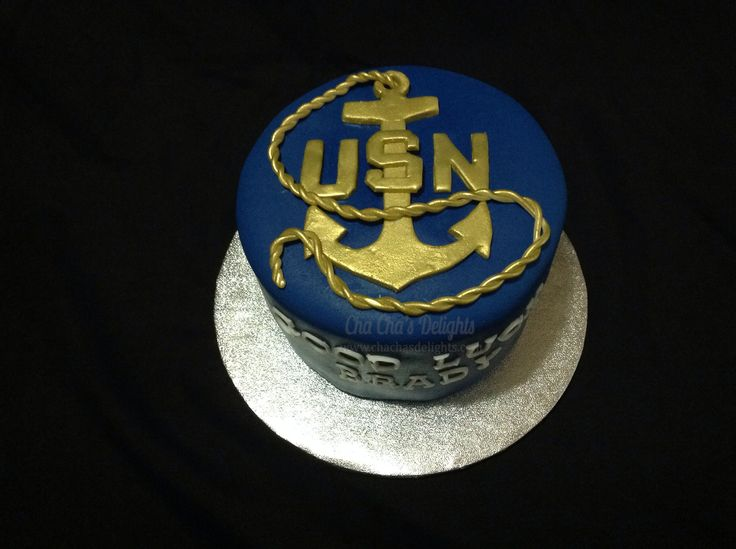 How To Decorate A Cake With An Military Ship Theme
