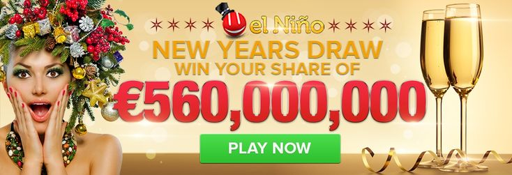 Lottery jackpots to make your dreams come true: € 560,000,000 El Nino Raffle $ 156,000,000 MegaMillions € 102,000,000 SuperEnaMax $ 110,000,000 Powerball $ 89,000,000 Mega-Sena Play it online here: http://ads.playukinternet.com/tracking.php/text/3113/12626/3368003/1