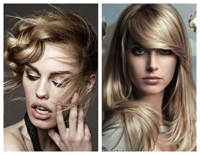 Pale blonde, dusty with toasted warmth and flecked with richly caramelized streaks creates a bold yet harmonious blend of tones. The fine veins of chocolatey richness give pale blonde shades a touc...