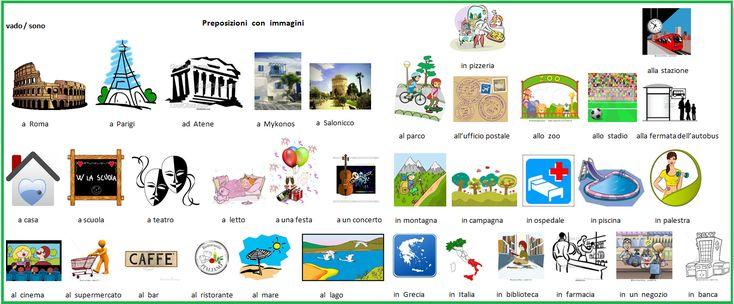 PREPOSIZIONI con immagini http://eclass.sch.gr/modules/document/document.php