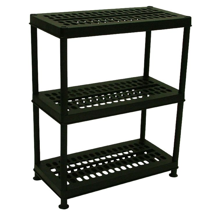 Cheap Plastic Shelving Unit