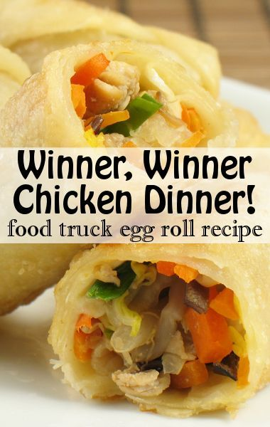 50 best gourmet food truck recipes images on pinterest food carts food inspiration the winner winner chicken dinner recipe was featured on lives truckin forumfinder Choice Image