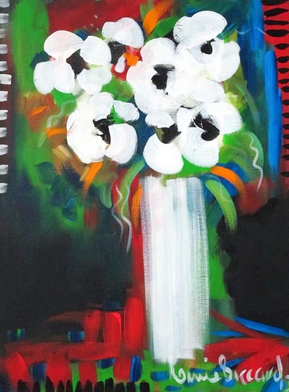 Still Life and Floral - Ronnie Biccard Artist