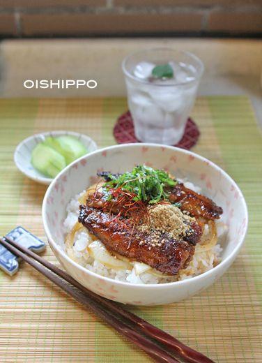 トッピングで楽しむ~いわしのゴマ甘辛丼 by おいしっぽさん | レシピ ...