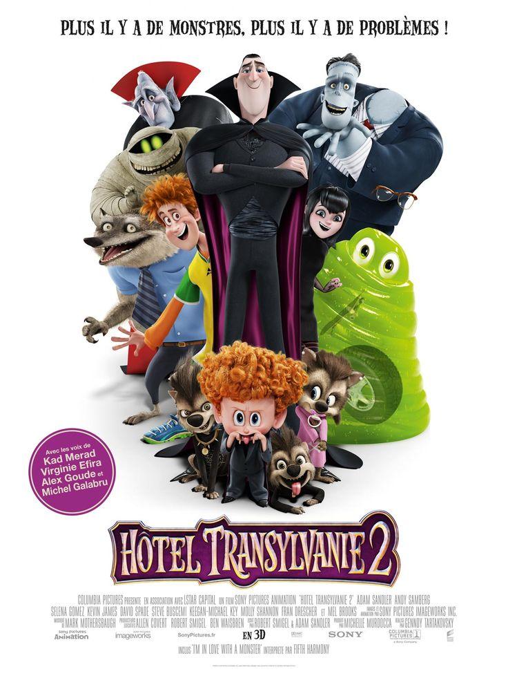 Dracula et sa bande de monstres déjantés sont de retour ! À l'hôtel Transylvanie, beaucoup de choses ont évolué : Dracula a enfin accepté de dégeler son cœur et d'ouvrir la porte aux humains. Mais il se fait du souci pour son petit-fils, Dennis : mi-...