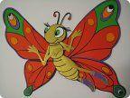 Бабочка + мини МК.