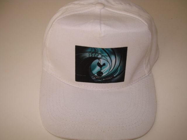 Add your team logo to a cap for your bar collection