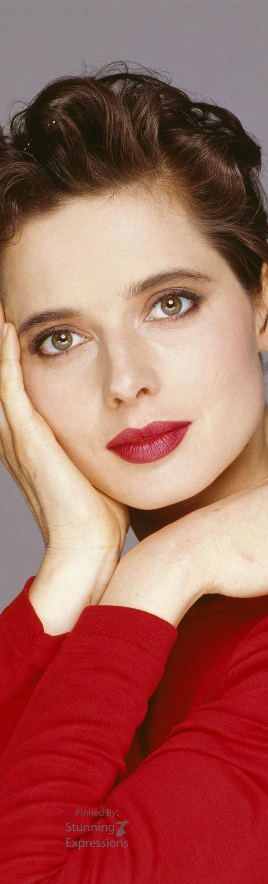 ISABELLA ROSSELLINI Isabella Fiorella Elettra Giovanna Rossellini (born 18 June 1952) is an Italian actress, filmmaker, author, philanthropist, and model.