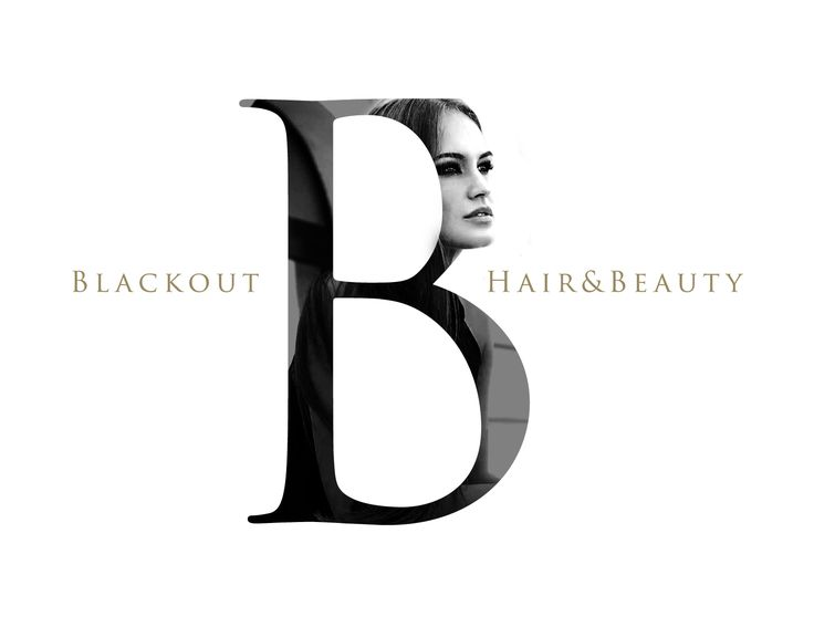 Visual element for Blackout Hair & Beauty