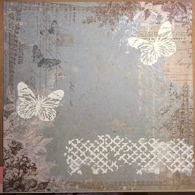 Scrappiness: Mixed Media LO