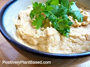 Low Fat Hummus Recipe