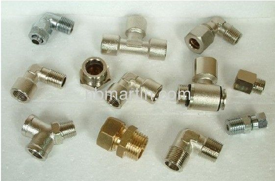 Brass Pipe Fittings For Plumbing Manufacturer & supplier