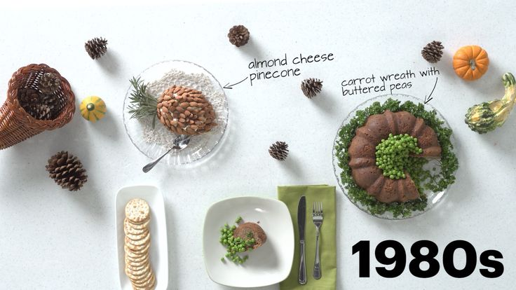 サンクスギビングって何を食べるの 感謝祭料理100年の歴史