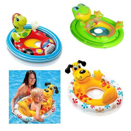 Детское кресло кольцо детское плавание кругов мультфильм ребенок лодка надувная лодка дети дети плавание кольцо для девочек мальчиков