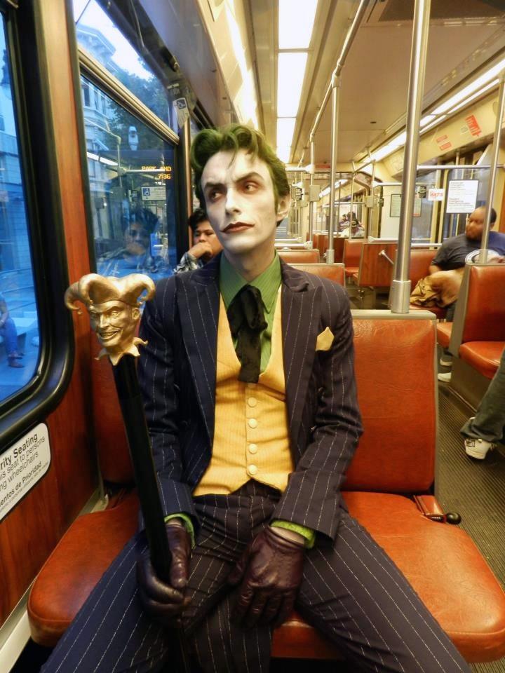 Anthony Misiano | The Joker Cosplay