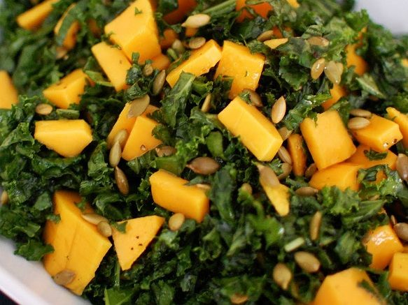 82 best brazilian food images on pinterest brazilian recipes brazilian kale and mango salad salada de couve com manga easy brazilian recipes forumfinder Images