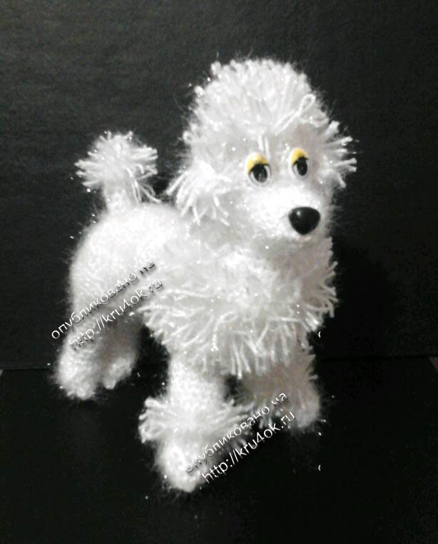 46 best images about Dog Amigurumi on Pinterest Toy dogs, Scottie dogs and ...