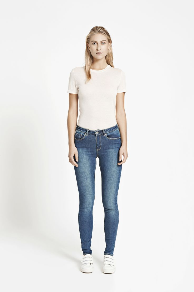 Alice Jeans Surf Blue (nederdel)