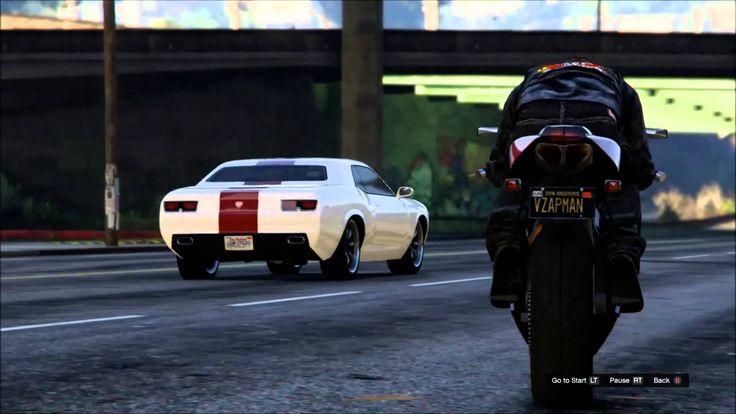 "GTA V Rokstar editor ""Rooftop Rumble"""