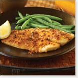 Spicy Grilled Tilapia Fillets