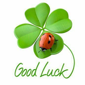 Mente positiva, visualización y acción. La suerte estará tocando tu puerta ✨ #GoodLuck #PositiveAffirmation