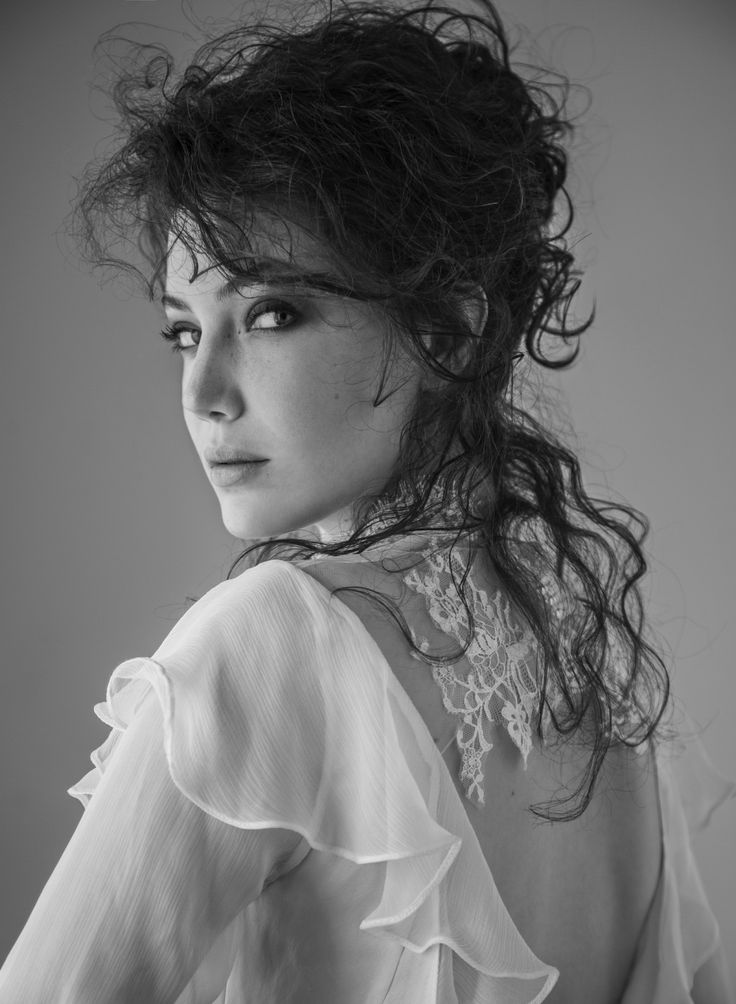 Nora Sarman / photo Kristof Toth / stylist Anita Varga / make up Barbara Keseru / hair Laszlo Pasztor / model Laura Esti Visage