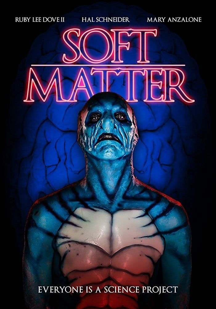 #Movie #SoftMatter Soft Matter - Horror Movie: Synopsis: Two graffiti artists break into an abandoned, reportedly haunted research…
