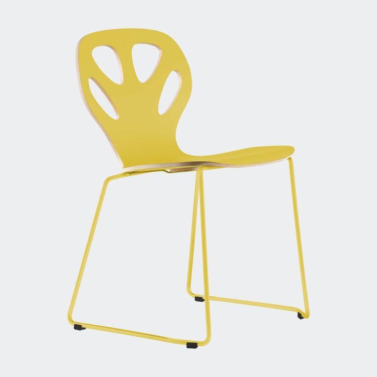 Krzesło MAPLE firmy IKER www.euforma.pl #chair #iker #home #livingroom #design