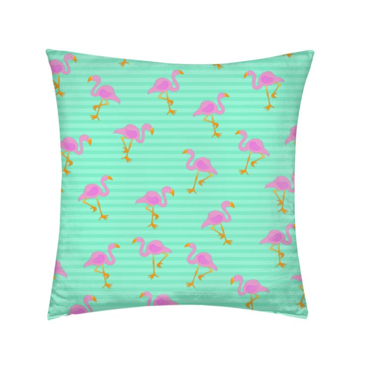 Fun Flamingo Pattern