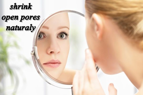 Home Remedies For Shrinking Pores On Your Face