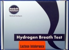 Test kit for lactose intolerance