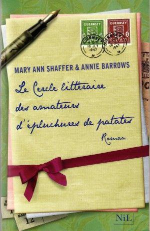 Le Cercle littéraire des amateurs d'épluchures de patates - Lectures ABC 2009 - Le blog de Véro