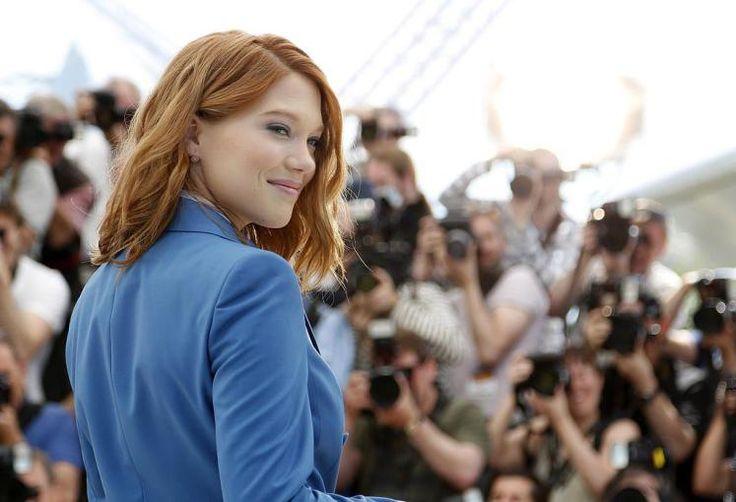 """Nächstes Bond-Girl: Die nächste Femme fatale für James Bond dürfte gefunden sein: Wie die britische """"Daily Mail"""" berichtet, soll die französische Schauspielerin Lea Seydoux (""""Blau ist eine warme Farbe"""") im 24. Geheimagenten-Film das Bond-Girl geben. Die 29-Jährige treffe sich Ende November mit ihren Co-Stars Daniel Craig, Naomie Harris, Ralph Fiennes und Ben Whishaw für erste Drehbuch-Lesungen. Mehr Bilder des Tages auf: http://www.nachrichten.at/nachrichten/bilder_des_tages/ (Bild: APA)"""