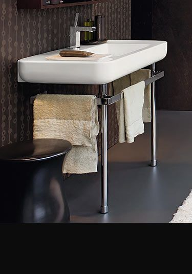 Open Life Bathroom Washstand (10D)
