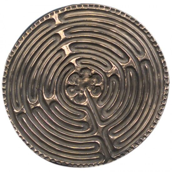 table labyrinth-use your finger to follow the groves in the labyrinth while helping temper calm.