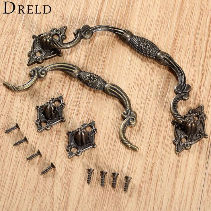 1Pc Antique Furniture Handles Cabinet Knobs and Handles Drawer Cabinet Door Pull Cupboard Handle Kitchen Knob Furniture Fittings-in Handles & Knobs from Home Improvement on Aliexpress.com   Alibaba Group