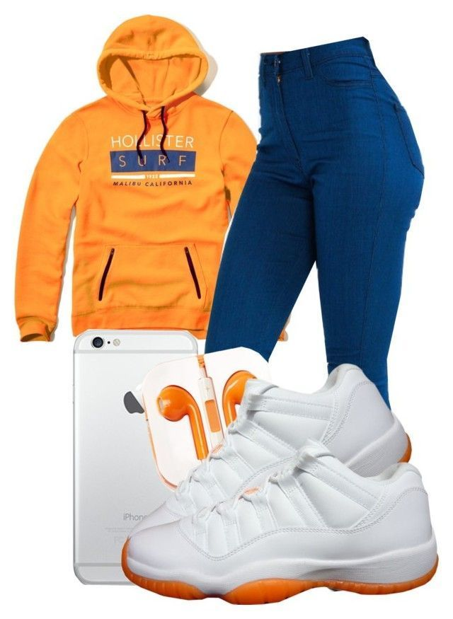 """"" by honey-cocaine1972 ❤ liked on Polyvore featuring Hollister Co., PhunkeeTr..."