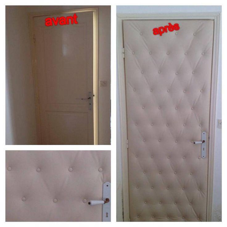 rideau de porte isolant thermique cool lxlm with rideau. Black Bedroom Furniture Sets. Home Design Ideas