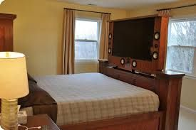 Image result for beds with tv in footboard