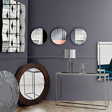 Buy John Lewis Hide & Seek Wall Mirror, 101.5 x 75cm Online at johnlewis.com