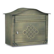 View the Architectural Mailboxes 2402 Locking Wall Mounted Mailbox from the Peninsula Series at Build.com.$151