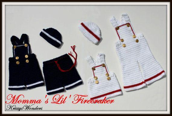 Ebook Crochet Bibs Hat Jumper Shorts Shortall Pattern - 5 Patterns - Tutorial 2 Make Bow - Baby Crochet Pattern