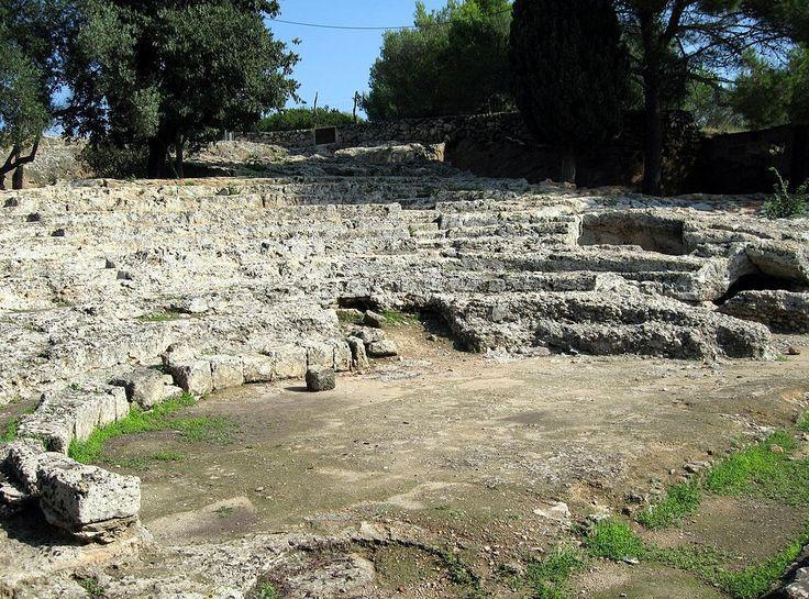 CIUDAD ROMANA DE POLLENTIA (Alcudia, Mallorca) - Una ciudad romana fundada el año 123 a.C. por el cónsul romano, Quintus Caecilius Metellus