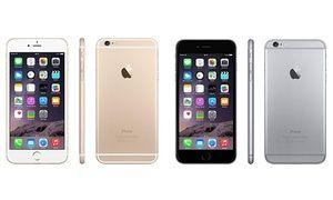 Groupon - iPhone 6s Plus Apple de 64 Go déverrouillé et remis à neuf (livraison incluse). Prix Groupon : 899$