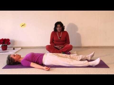 Yoga Nidra - Practice - YouTube