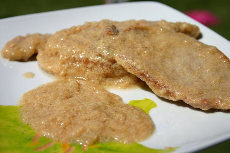 88 beste afbeeldingen van recetas carnes thermomix - Solomillo de cerdo encebollado ...