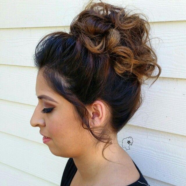 Bridesmaid Hair Updo, Wedding Hair